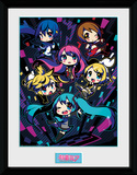 Hatsune Miku- Neon Chibi Sběratelská reprodukce