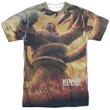 Kong: Skull Island- Jungle Fight T-Shirt