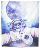 Deceased Astronauts in Space Tapestry by  viktoria