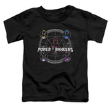 Toddler: Power Rangers- Greatest Glory Is Rising When We Fall T-shirts
