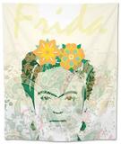 Frida Tapestry by Teofilo Olivieri