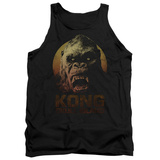 Tank Top: Kong: Skull Island- Kong Close Up Tank Top