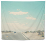 Summer Adventure Tapestry by Laura Evans