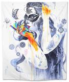 Flower Tapestry by  Minjae