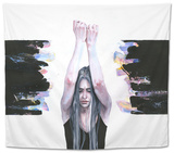 Others Voices Tapestry by Agnes Cecile