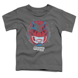 Toddler: Power Rangers- Its Red Morphin Time Shirts