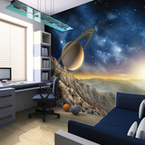 Galaxy Wall Mural Wallpaper Mural