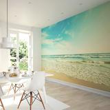 Seashore Wall Mural Mural de papel de parede