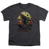 Youth: Kong: Skull Island- Sunset Attack Shirts