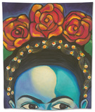 Frida Tapestry by Carla Bank
