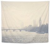The City of Westminster Tapestry by Laura Evans