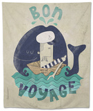 Bon Voyage Tapestry by Dale Edwin Murray