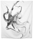 Octopus Tapestry by Alexis Marcou