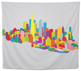 New WTC Tapestry by Yoni Alter