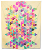 Kick of Freshness Tapestry by  Fimbis