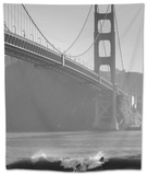 California, San Francisco, Golden Gate Bridge, USA Tapestry by Alan Copson