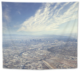 Los Angeles Tapestry by  peshkov