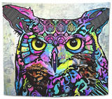 The Owl Tapestry by Dean Russo