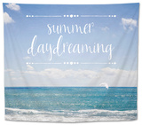 Summer Daydreaming Tapestry by Susannah Tucker