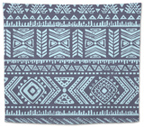 Abstract Tribal Pattern Tapestry by  transiastock