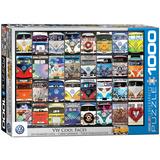 VW Cool Faces 1000 Piece Puzzle Jigsaw Puzzle