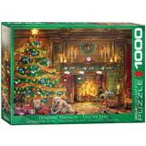 Festive Labs by Dominic Davison 1000 Piece Puzzle Jigsaw Puzzle