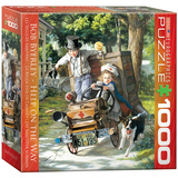 Help on the Way by Bob Byerley 1000 Piece Puzzle Jigsaw Puzzle