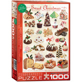 Sweet Christmas 1000 Piece Puzzle Jigsaw Puzzle