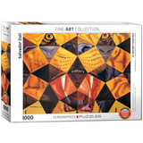 50 Abstract Paintings by Salvador Dalí 1000 Piece Puzzle Jigsaw Puzzle