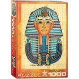 Tutankhamun's Mask 1000 Piece Puzzle Jigsaw Puzzle