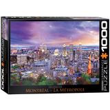 Montreal La Métropole 1000 Piece Puzzle Jigsaw Puzzle