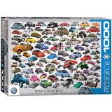 What's your Bug 1000 Piece Puzzle Jigsaw Puzzle