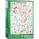 The Tree of Life 1000 Piece Puzzle Jigsaw Puzzle