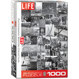 LIFE Photography Masters Collection 1000 Piece Puzzle Jigsaw Puzzle