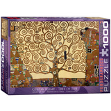 Tree of Life by Gustav Klimt 1000 Piece Puzzle Jigsaw Puzzle