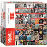 LIFE Cover Collection 1000 Piece Puzzle Jigsaw Puzzle