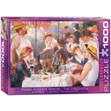 The Luncheon by Pierre-Auguste Renoir 1000 Piece Puzzle Jigsaw Puzzle