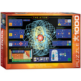 The Atom 1000 Piece Puzzle Jigsaw Puzzle