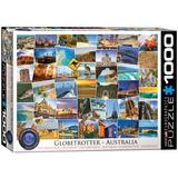 Globetrotter Australia 1000 Piece Puzzle Jigsaw Puzzle
