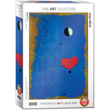 Dancer II by Joan Miró 1000 Piece Puzzle Jigsaw Puzzle