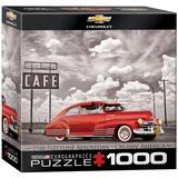 1948 Fleetline Aerosedan Cruisin' America 1000 Piece Puzzle Jigsaw Puzzle