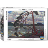 The West Wind by Tom Thomson 1000 Piece Puzzle Jigsaw Puzzle