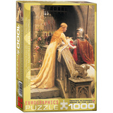 God Speed by Edmund Blair Leighton 1000 Piece Puzzle Jigsaw Puzzle