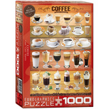 Coffee 1000 Piece Puzzle Jigsaw Puzzle