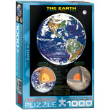 The Earth 1000 Piece Puzzle Jigsaw Puzzle