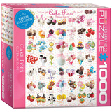 Cake Pops 1000 Piece Puzzle Jigsaw Puzzle