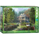 Longfellow House by Dominic Davison 1000 Piece Puzzle Jigsaw Puzzle