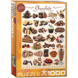 Chocolate 1000 Piece Puzzle Jigsaw Puzzle