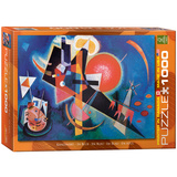In Blue by Wassily Kandinsky 1000 Piece Puzzle Jigsaw Puzzle