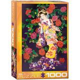 Tsubaki by Haruyo Morita 1000 Piece Puzzle Jigsaw Puzzle